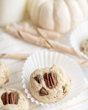 Chocolate Chip Butter Pecan Cookies
